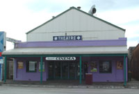 Historic Mansfield Cinema - finally closed in May, 2007.  Demolished for shops in 2009.